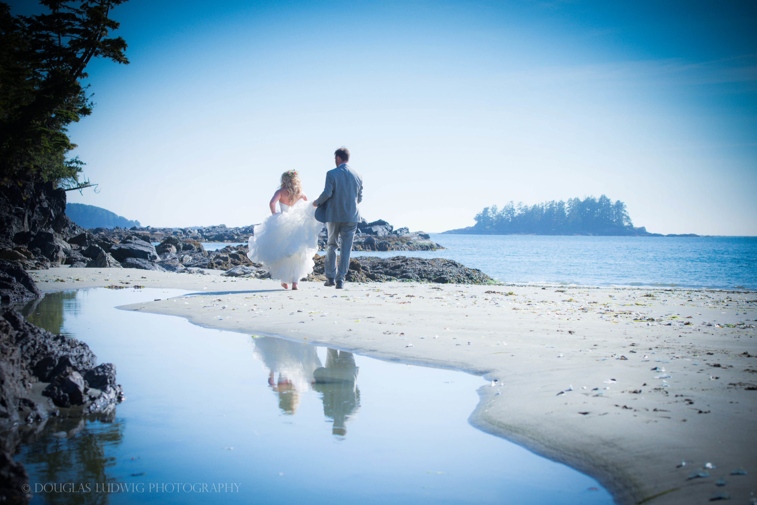 Douglas Ludwig_Married in Tofino