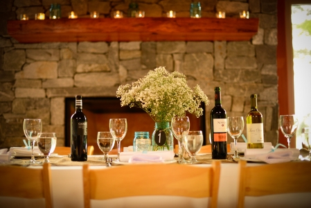 Douglas Ludwig_Wedding Tables and Wine
